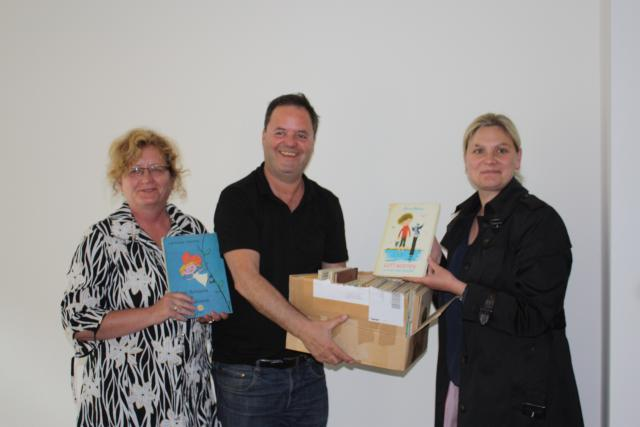 Angela Kludas, Martin Guttmann, Katja Rosenbaum