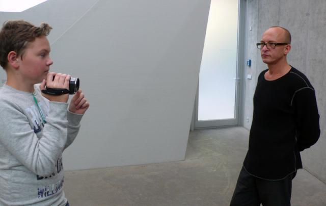 Alexander Koch im Interview mit Richard Spitzner