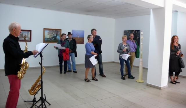 Eröffnungsszenen bei den Sieben Künsten