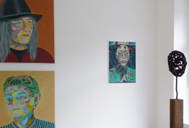 Arbeiten von Gerhild Grolitsch, Regina Gerth und Jost Löber